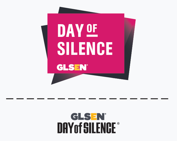 New Day of Silence logo vs old Day of Silence Logo