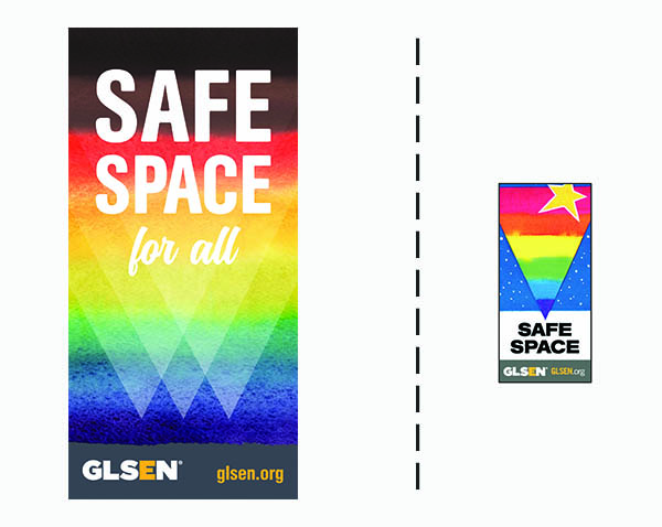 New Safe Space Stickers vs ol