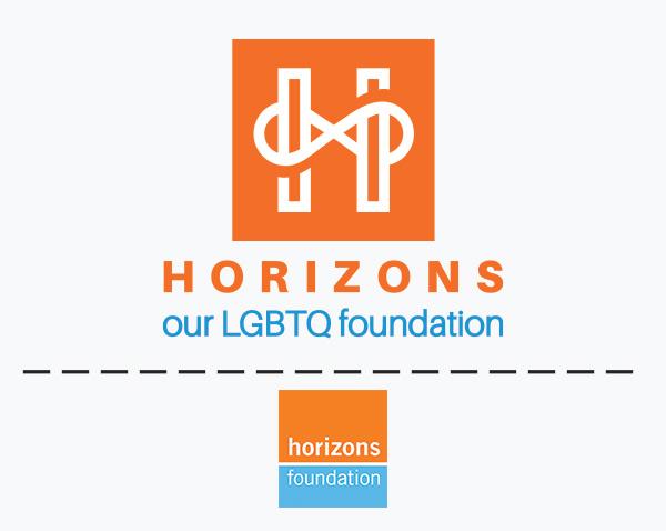 Horizons new logo vs Horizons old logo