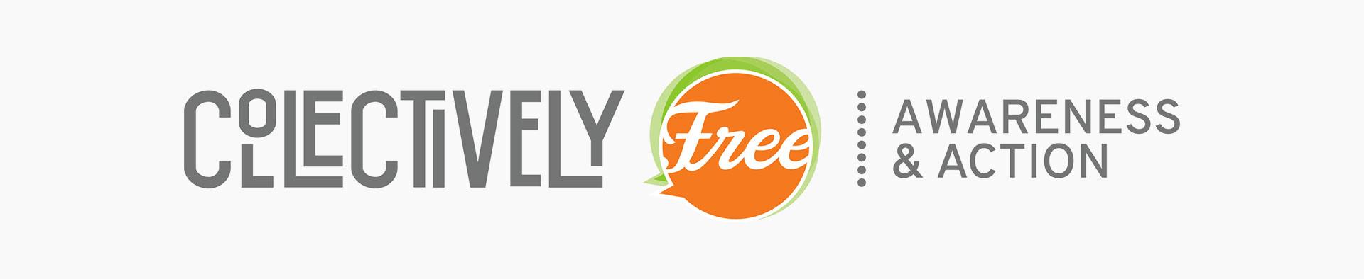 Collectively Free logo header