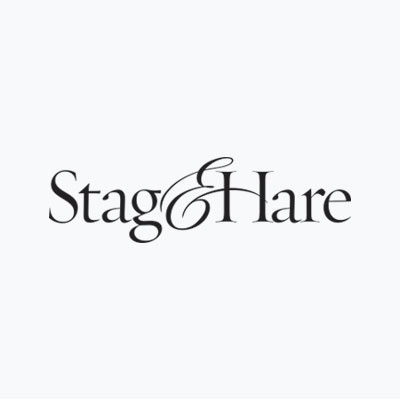 Stag & Hare logo.